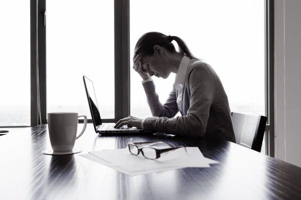 iş stresi