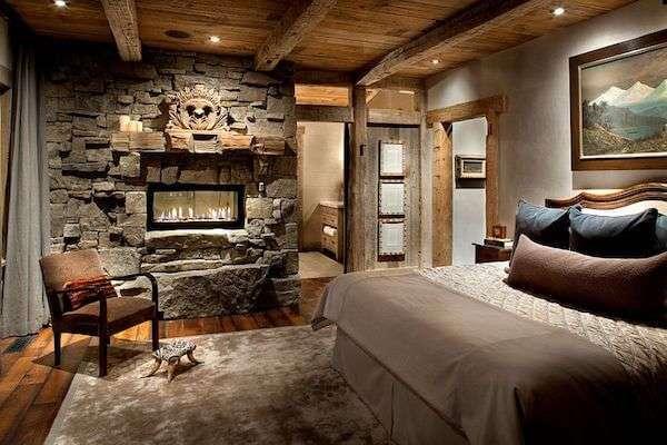 sıradışı yatak odası